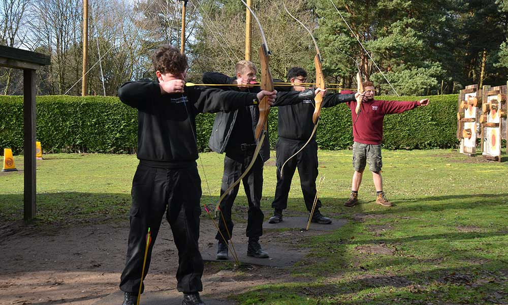 Walesby Archers